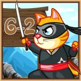 Ninja Cat Math Survive