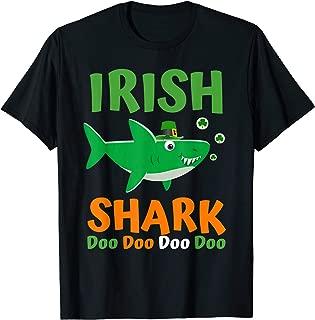 funny toddler st patricks day shirt