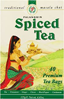 Palanquin - Spiced Tea (Masala chai) - 125g (pack of 2)
