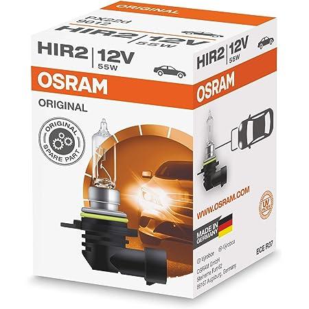 Osram Original Hir2 Scheinwerferlampe 9012 12v 1er Faltschachtel Auto