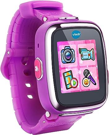 VTech Kidizoom Smartwatch For Kids (Violet) - 80 171650 (2nd Generation)