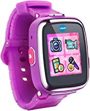 VTech Kidizoom Smartwatch DX – Purple, Great Gift for Kids, Toddlers, Toy for Boys..