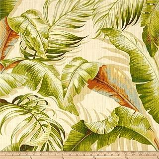 Tommy Bahama Home Dec Palmiers Fabric, Sunsplash