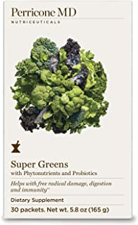 Sponsored Ad - Perricone MD Super Greens Supplement Powder, 30 ct.
