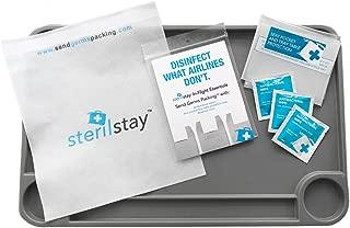 SterilStay in-Flight Essentials Kit (Single kit)- Send Germs Packing!