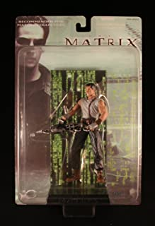 The Matrix TANK Action Figure & Accessories from the film
