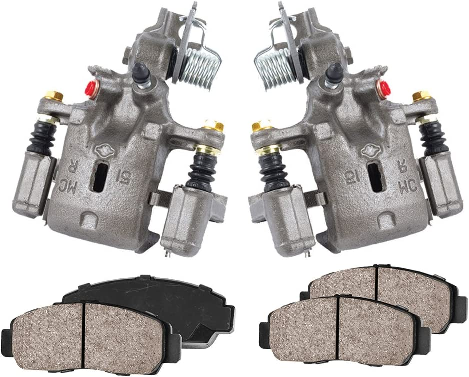 Callahan CCK11074 2 REAR Premium Caliper Assembly OE All items in Now on sale the store Loaded Se