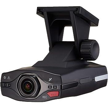 JAFメディアワークス「ドラドラ」シリーズ最新モデル 「ドラドラまるっと」 2カメラ搭載 1台で前後左右360°記録できるドライブレコーダー (型番:DD-W01)