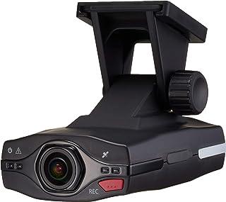 JAFメディアワークス 「ドラドラまるっと」 2カメラ搭載 1台で前後左右360°記録できるドライブレコーダー (型番:DD-W01)