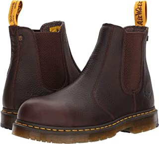 dr martens fusion steel toe