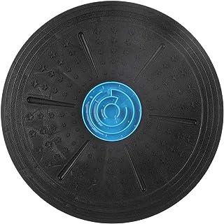 Delaman Tabla de Equilibrio de oscilación, 360 Grados de rotación Tabla de Equilibrio de oscilación Disco de Estabilidad Entrenamiento de Yoga Ejercicio físico(Azul)