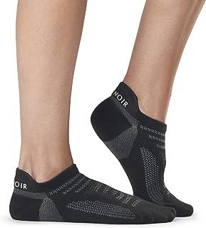 No Show Cycling Socks -Tavi Noir Parker Lightweight Sock for Bike,  Run,  Hike