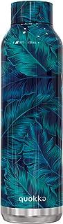 Quokka Solid - Deep Jungle 630 ML | Bouteille d'eau en Acier Inoxydable avec Isolation par Double Paroi |Gourde Reutilisa...