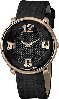 Chronotech Reloj Analógico para Hombre de Cuarzo con Correa en Cuero RW0006