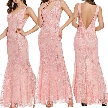 Kleid Rosa Spitze  toronto 2022