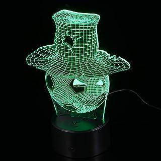 wein topfform Mobestech al led tischlampe industrielle retro nachtlicht dekorative nachttischlampe ohne batterie