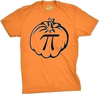 Pumpkin Pi Tshirt Funny Math Shirt Pie Tee Thanksgiving Fall Autumn Tshirt