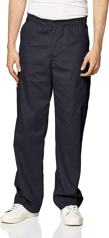 Dickies Men's Zip Fly Pull-on Pant