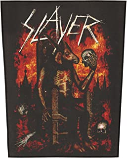 slayer back patch