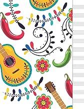 Cuaderno de música: papel pentagrama (Spanish Edition)