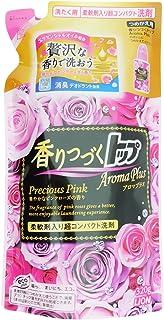 ライオン (LION) 香りつづくトップ Aroma Plus(アロマプラス) プレシャスピンク つめかえ用 320g ×10個セット