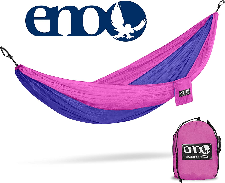 (Purple Fuchsia)  ENO Eagles Nest Outfitters  DoubleNest Hammock