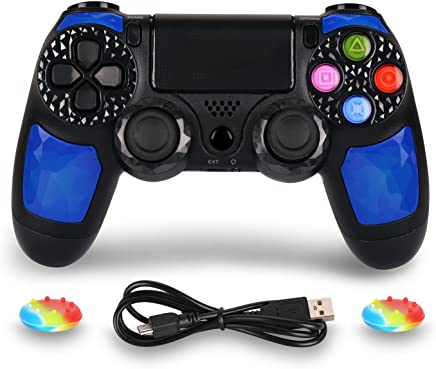 PS4 Controller Wireless Joysticks - Dual Shock 4 Game...