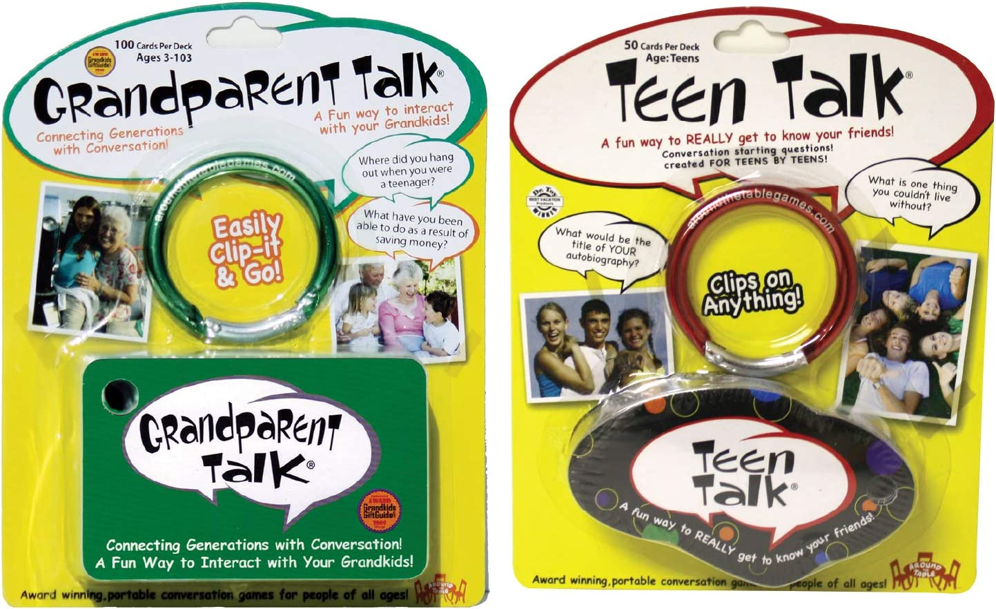 Continuum 5 ☆ popular Games Grandparent Talk and wit Set - Connect New products, world's highest quality popular! Teen