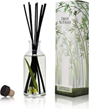 Urban Naturals Lemongrass Verbena Reed Diffuser Scented Sticks Set   (Refresh + Renew) Mind & Body Aromatherapy Collection   Essential Oil Botanical Room Scent