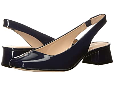 Kate Spade New York Sam (Navy Patent) Women