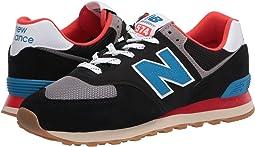 Black/Neo Classic Blue