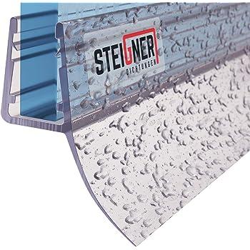 STEIGNER 90 cm Junta Repuesto Para el Vidrio 3,5mm/4mm/5mm/6mm/7mm ...