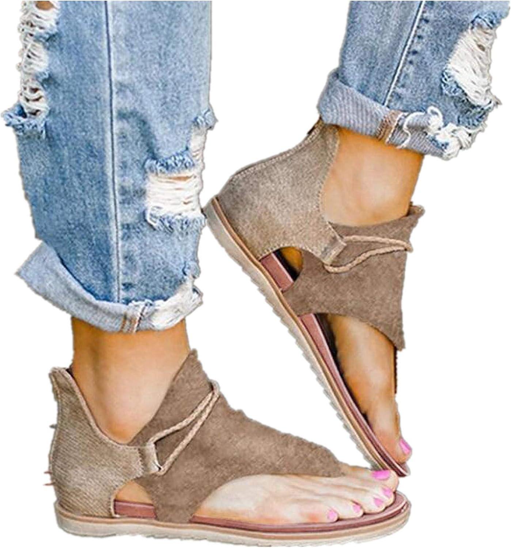 Eduavar T Strap Sandals for Dedication Women 25% OFF Clip 2021 Gladiato Fashion Toe