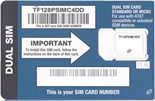 Tracfone Bring Your Own Smartphone Kit - Micro/standard Sim
