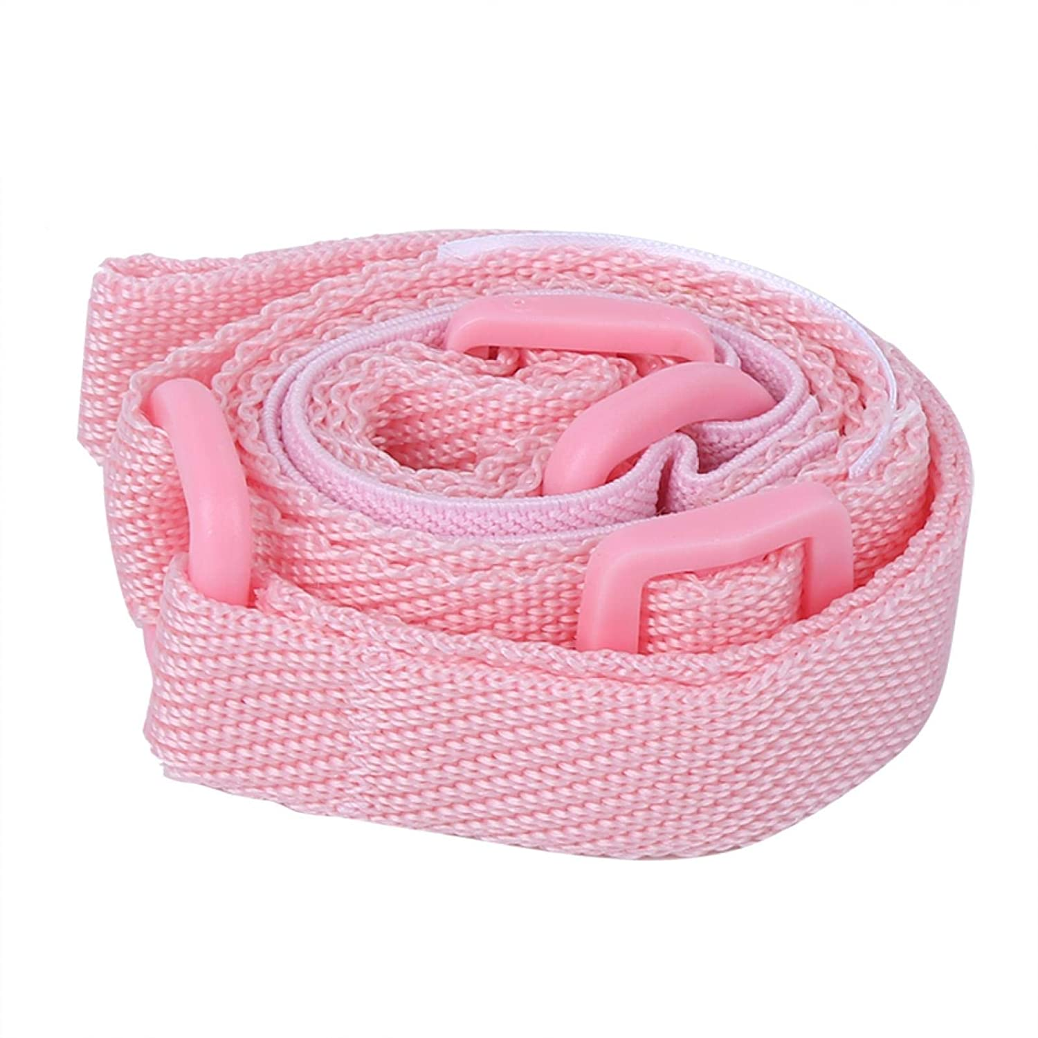 Safety Wristband, Strong Elasticity Anti Lost Wrist Link, Anti‑Lost for 1‑8 Years Old Child 1‑8 Years Old Kid Parks Shopping Mall(Pink)