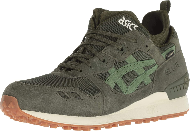 Hacer aspecto Accor  Amazon.com | ASICS Tiger Men's Gel-Lyte MT G-TX Shoes, 5M, Forest/Moss |  Shoes