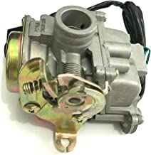 50cc Scooter Carburetor GY6 Four Stroke with Jet Upgrades Scooter Moped ATV