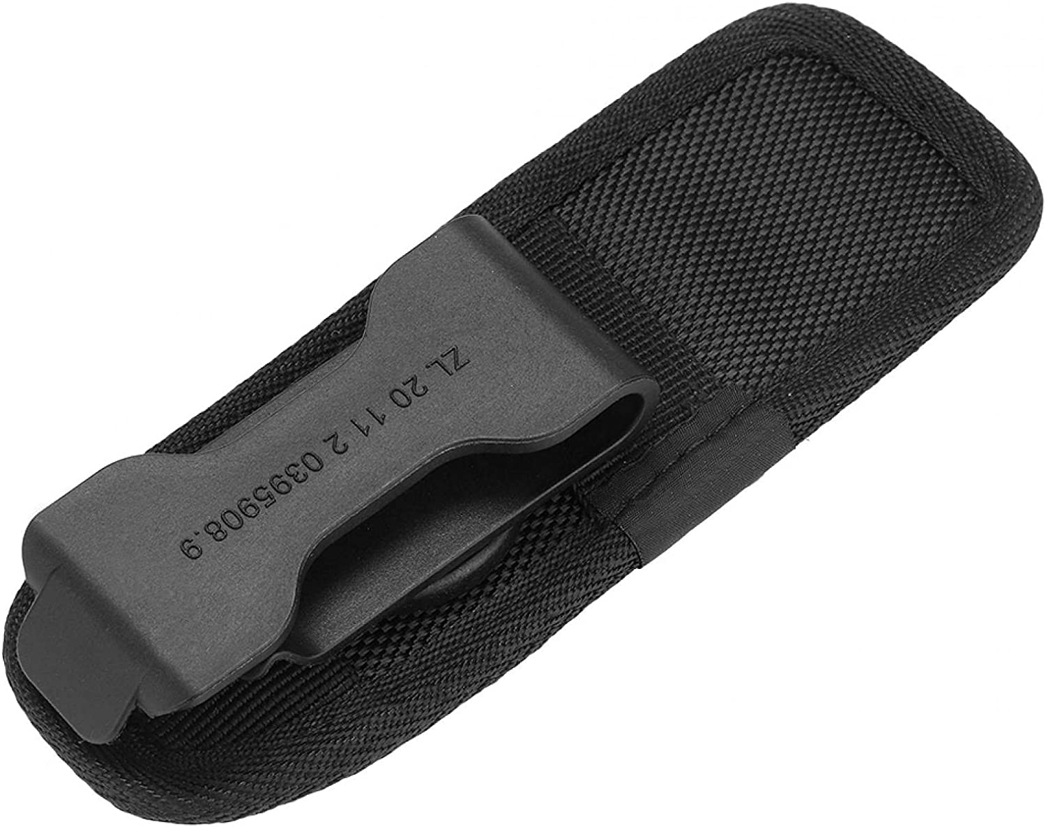 It is very popular Max 62% OFF Nylon Flashlight Holster for Hiking Black 401#
