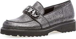 Gabor damskie pantofle 91.466, wsuwane, modne, buty rekreacyjne, obcas blokowy 1,8 cm, F (normalne)