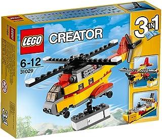 LEGO - Helicóptero de mercancías, Multicolor (31029)