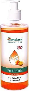 Himalaya Pure Hands | Hand Sanitizer - 500 ml (Orange)