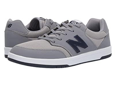 New Balance Numeric 425 (Grey/Navy) Skate Shoes