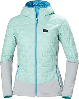 Helly Hansen Women's LIFALOFT Hybrid Insulator Jacket, 501 Blue Tint, Medium