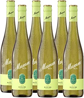 Mumm Wein Riesling Trocken 6 x 0,75l