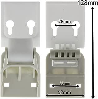 Universal Counterbalance Chest Freezer Door Lid Hinge (Hinge Pair)