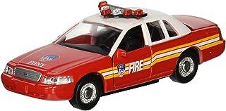 Daron FDNY Fire Chief's Car