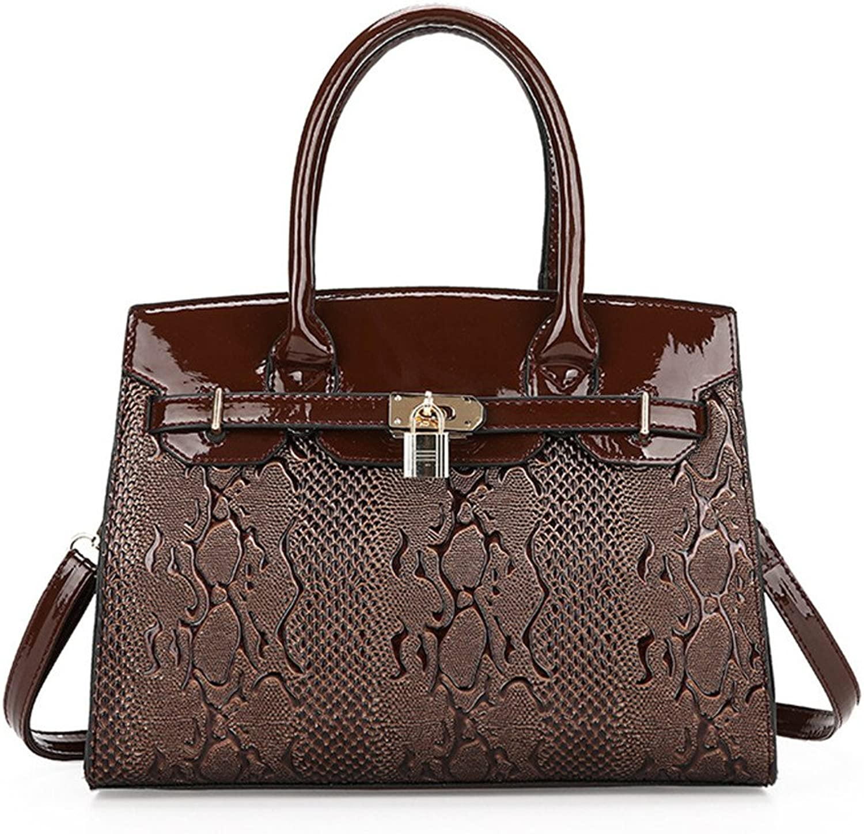 b4b6c131f491b Meaeo Schulter Classic Platin Paket Farbe Modische Taschen Taschen Taschen  Handtasche Neu