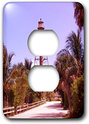 3drose Lsp 18563 6 Puerto Vallarta Malecon Boy On Seahorse Statue Silhouetted Against Sunset Outlet Cover Outlet Plates