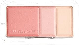 ルナソル(LUNASOL) カラーリングソフトチークス 02Rose Pink チーク