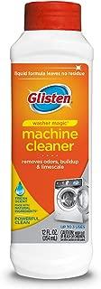 glisten washing machine cleaner